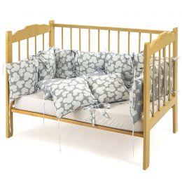 Бампер в детскую кроватку Подушки