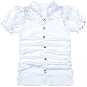 Блузка для девочки №15