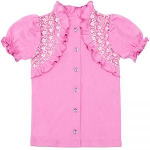 Блузка для девочки №16