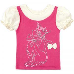 Блузка для девочки Кошечка