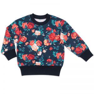 Джемпер для девочки Розы