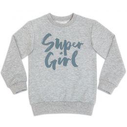 Джемпер для девочки Super girl