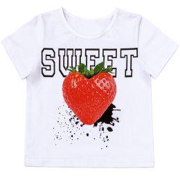 Футболка для девочки Sweet