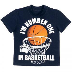 Футболка для мальчика Basketball