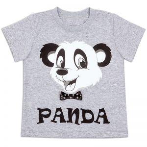 Футболка для мальчика Панда