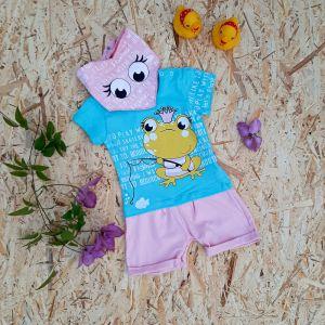 Комплект для девочки Frog Princess