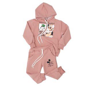 Костюм для девочки Goofy розовый