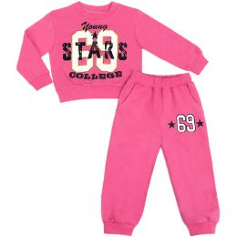 Костюм для девочки STARS