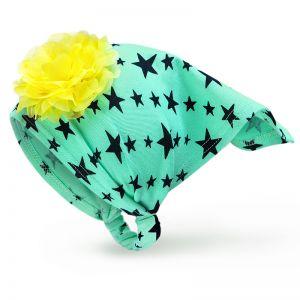 Косынка повязка для девочки Звезда