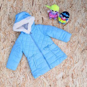 Куртка для девочки Мотылек