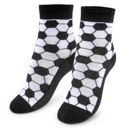 Носки детские Футбол белый
