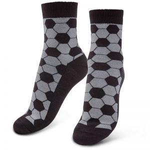 Носки детские Футбол серый