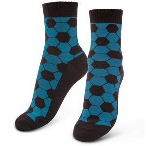 Носки детские Футбол синий