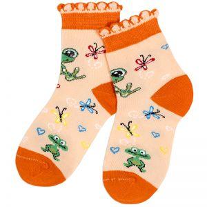 Носки детские Лягушки