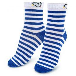 Носки детские Полоска синий