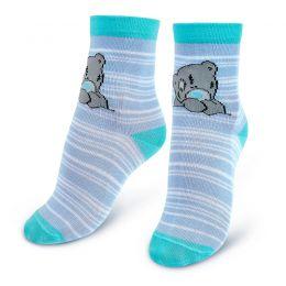 Носки детские Тедди №11 голубой