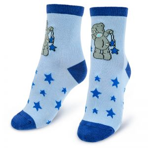 Носки детские Тедди №9 голубой