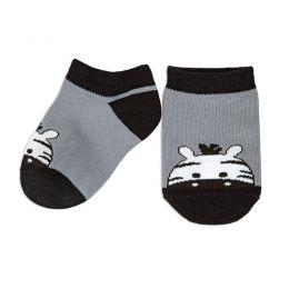 Носки детские Зебра №2 серый