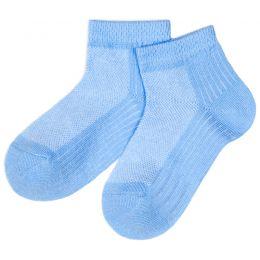 Носки детские короткие однотонные