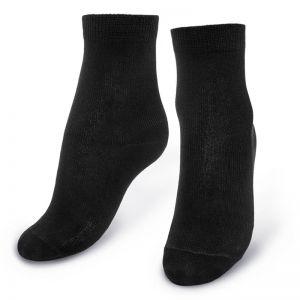 Носки детские однотонные черный