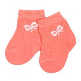 Носки для новорожденного Бантик