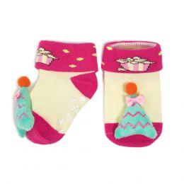 Носки для новорожденного Игрушки