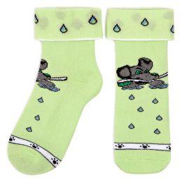 Носки махровые детские Дружок