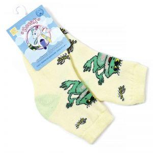 Носки махровые детские Лягушка
