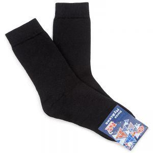 Носки махровые мужские черный