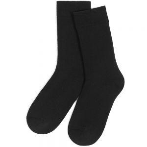 Носки махровые мужские однотонные