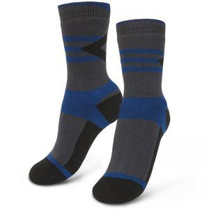 Носки махровые мужские синий