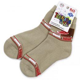 Носки махровые подростковые Кеды