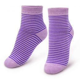 Носки махровые подростковые Полоска