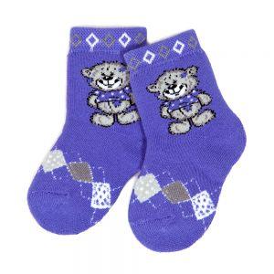 Носки махровые ясельные Мишка