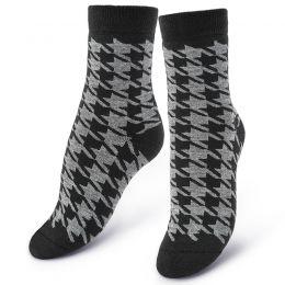 Носки махровые женские Гусиные лапки