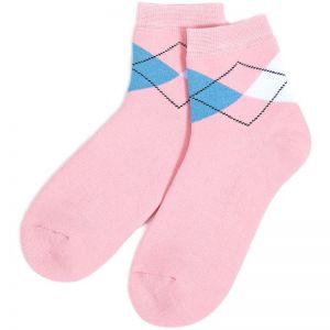Носки махровые женские Ромбы