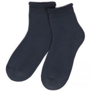 Носки махровые женские однотонные