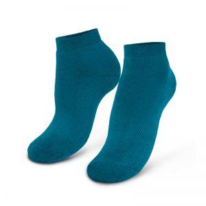 Носки махровые женские укороченные однотонные