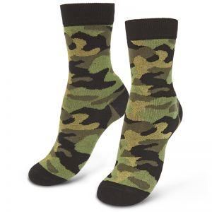 Носки мужские Хаки зелёный