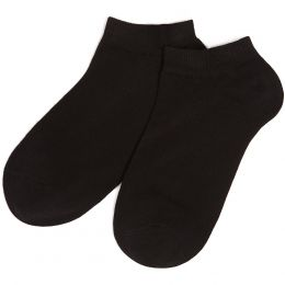 Носки мужские короткие черный