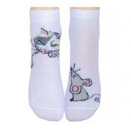 Носки подростковые Кошки-Мышки