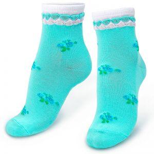 Носки подростковые Розочки