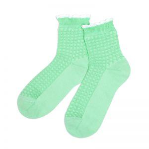 Носки подростковые ажурные для девочки