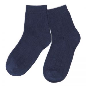 Носки подростковые однотонные для мальчика