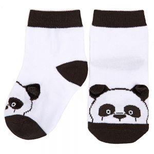 Носки ясельные 3Д Панда
