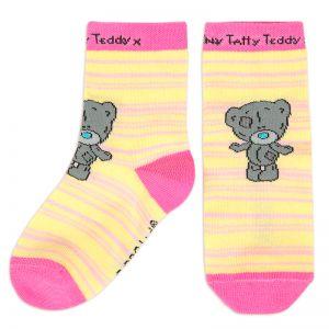 Носки ясельные Тедди №1