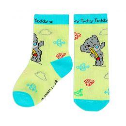 Носки ясельные Тедди №6