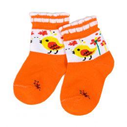 Носки ясельные Цыпленочек