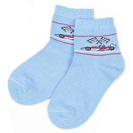 Носки ясельные для мальчика Ралли