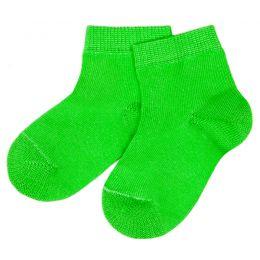 Носки ясельные однотонные Эконом